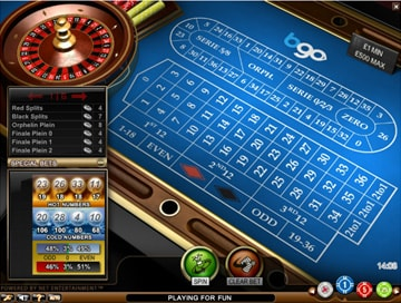 play roulette for fun no downloads
