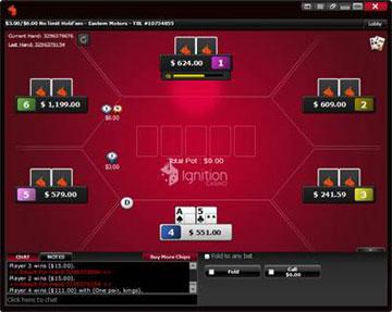 Poker hands beats