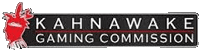 Kahnawake Gaming Commission logo