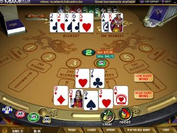 Free Pai Gow Poker With Bonus