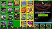 Mandarin Palace Casino games