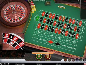 Play Roulette For Free No Download