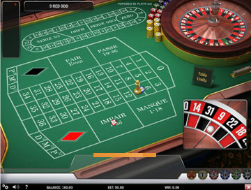 French roulette for fun