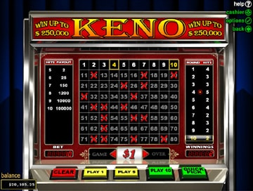 Play free casino keno tony gamble hurlingham