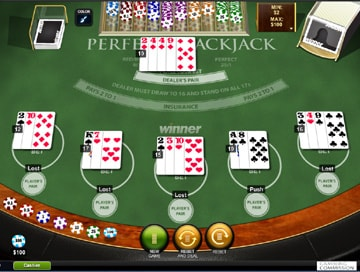 Free Blackjack No Download No Registration