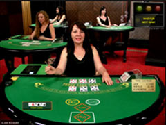 Live Dealer games from Evolution